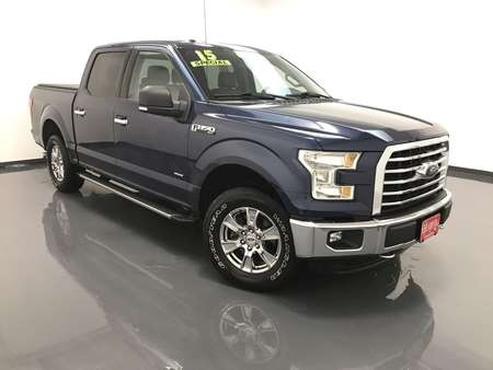 2015 Ford F-150 XLT Supercrew 4WD for Sale  - 15585  - C & S Car Company
