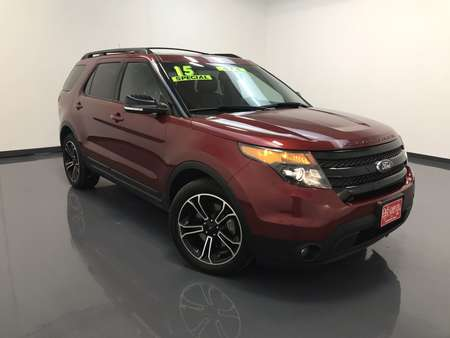 2015 Ford Explorer Sport  4WD for Sale  - 15584  - C & S Car Company