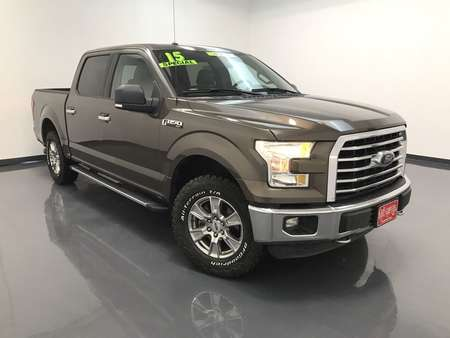 2015 Ford F-150 XLT Supercrew 4WD for Sale  - 15583  - C & S Car Company