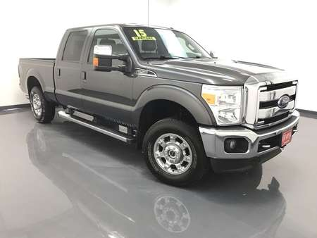 2015 Ford F-250 SD  Lariat Crew Cab 4WD for Sale  - 15582  - C & S Car Company
