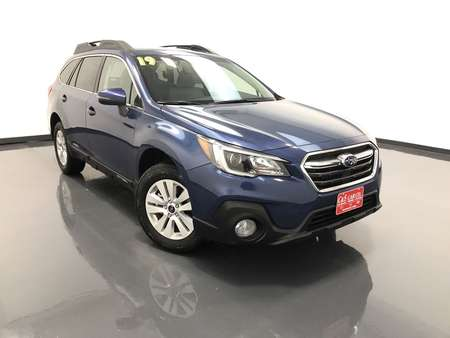 2019 Subaru Outback 2.5i Premium w/Eyesight for Sale  - SB7612  - C & S Car Company