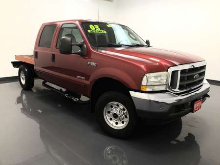 2003 Ford F-250 Super Duty XL Crew Cab for Sale  - 15295C  - C & S Car Company