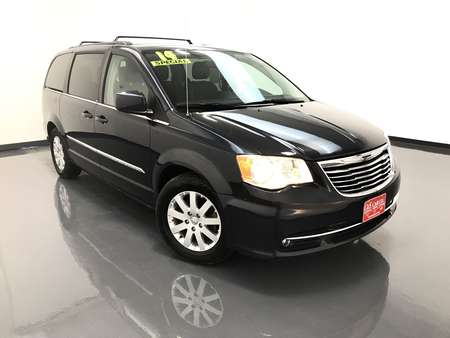 2014 Chrysler Town & Country Touring LWB for Sale  - 15355B1  - C & S Car Company