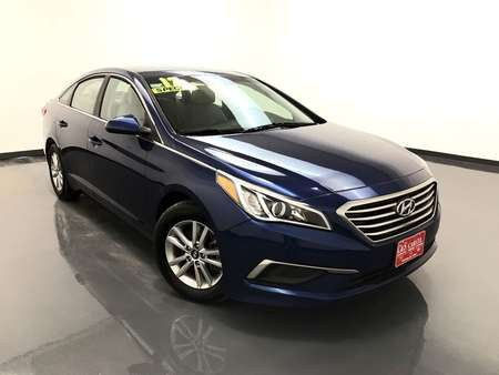 2017 Hyundai Sonata  for Sale  - HY7937A1  - C & S Car Company