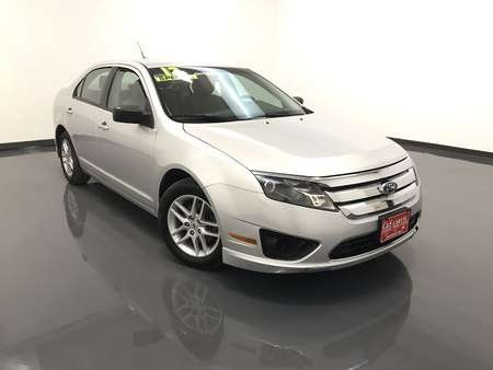 2012 Ford Fusion S for Sale  - HY7937A2  - C & S Car Company