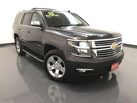 2015 Chevrolet Tahoe LTZ  4WD for Sale  - SB7669A  - C & S Car Company
