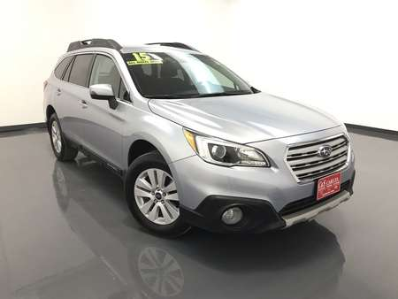 2015 Subaru Outback 2.5i Premium w/Eyesight for Sale  - 15631  - C & S Car Company