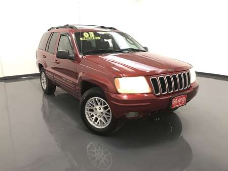 2003 Jeep Grand Cherokee Limited 4WD for Sale  - HY7888B  - C & S Car Company