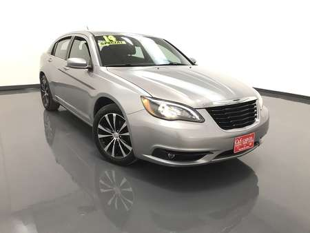 2014 Chrysler 200 S Touring for Sale  - HY7960A  - C & S Car Company