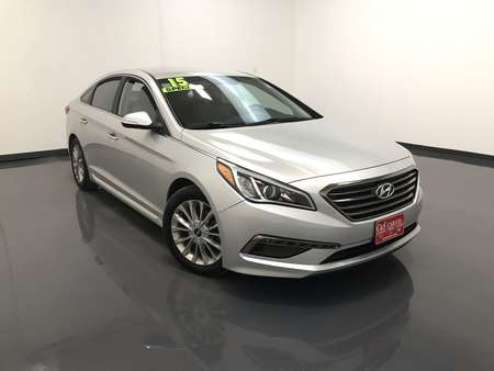 2015 Hyundai Sonata Limited for Sale  - HY7970A  - C & S Car Company