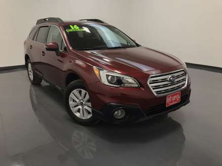 2016 Subaru Outback 2.5i Premium w/Eyesight for Sale  - 15658  - C & S Car Company