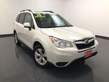 2015 Subaru Forester 2.5i Premium for Sale  - SB7667A  - C & S Car Company