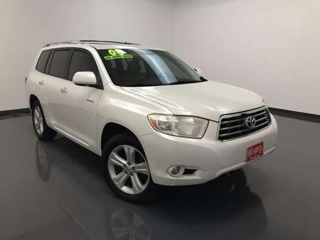 2008 Toyota Highlander Limited 4X4 for Sale  - 15589A  - C & S Car Company