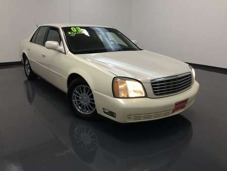2003 Cadillac DeVille DHS for Sale  - SB6984C2  - C & S Car Company
