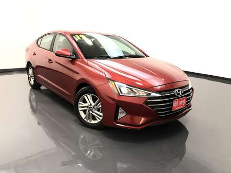 2019 Hyundai Elantra SEL for Sale  - HY8022  - C & S Car Company