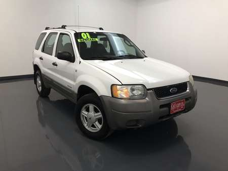 2001 Ford Escape XLS for Sale  - HY8017A  - C & S Car Company
