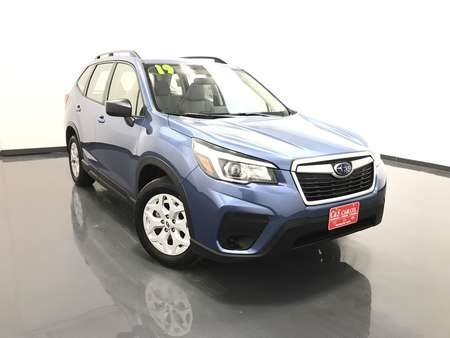 2019 Subaru Forester 2.5i w/Eyesight for Sale  - SB7815  - C & S Car Company