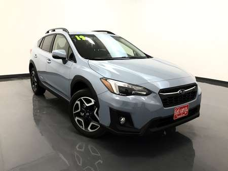2019 Subaru Crosstrek 2.0i Limited w/Eyesight for Sale  - SB7812  - C & S Car Company
