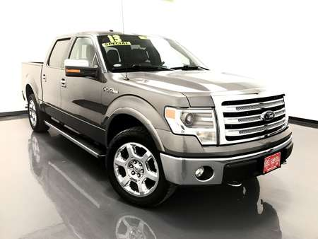2013 Ford F-150 Lariat Supercrew 4WD for Sale  - 15582A  - C & S Car Company