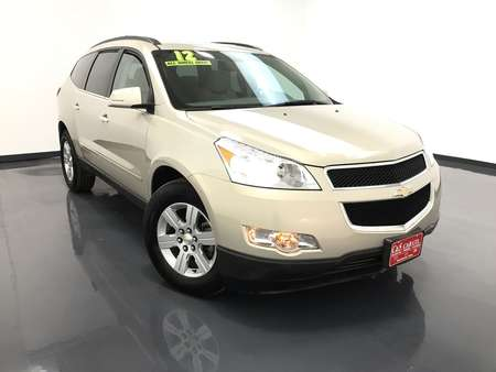 2012 Chevrolet Traverse LT w/2LT AWD for Sale  - HY7510B  - C & S Car Company