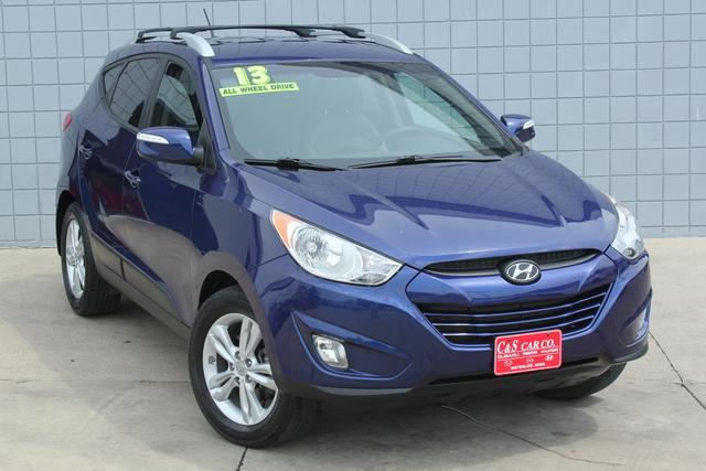 2013 Hyundai Tucson  - C & S Car Company