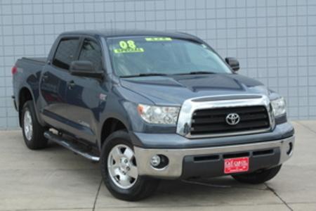 2008 Toyota Tundra Crew Max 4WD SR5 for Sale  - 14446A  - C & S Car Company