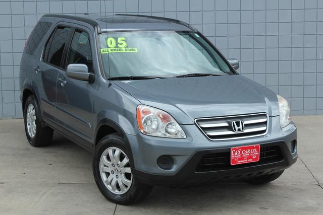 2005 Honda CR-V  - C & S Car Company