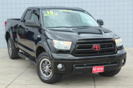 2010 Toyota Tundra Double Cab 4WD for Sale  - MA2785A  - C & S Car Company