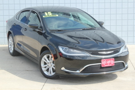 2015 Chrysler 200 Limited for Sale  - 14526  - C & S Car Company