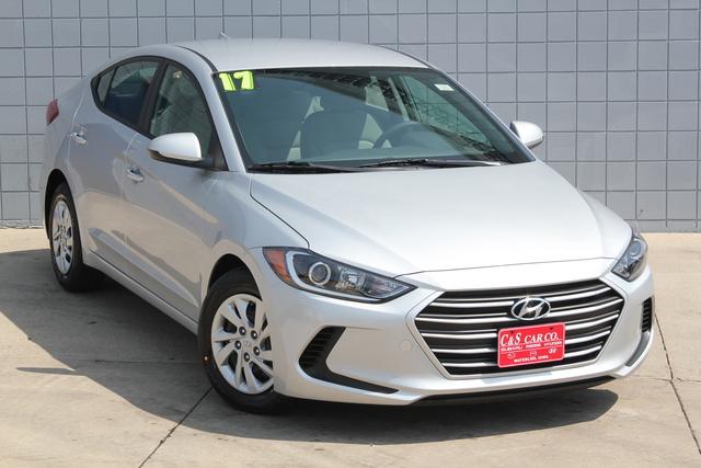 2017 Hyundai Elantra  - C & S Car Company