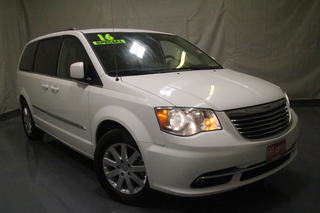 2016 Chrysler Town & Country  - C & S Car Company
