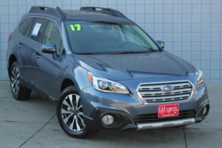2017 Subaru Outback 2.5i Limited w/Eyesight for Sale  - SB6031  - C & S Car Company