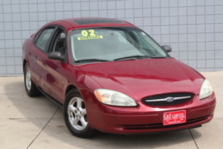 2002 Ford Taurus SES for Sale  - MA2392D  - C & S Car Company