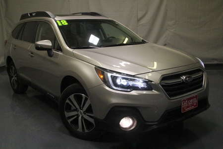 2018 Subaru Outback 2.5i Limited w/Eyesight for Sale  - SB6257  - C & S Car Company