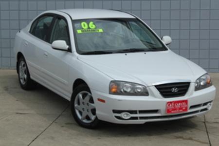 2006 Hyundai Elantra GLS for Sale  - HY7300B  - C & S Car Company