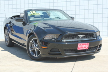 2014 Ford Mustang Convertible for Sale  - 14643  - C & S Car Company