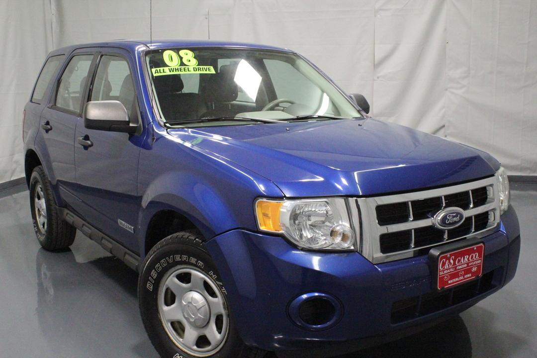 2008 Ford Escape  - C & S Car Company