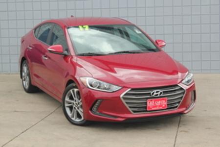 2017 Hyundai Elantra Limited for Sale  - HY7325  - C & S Car Company