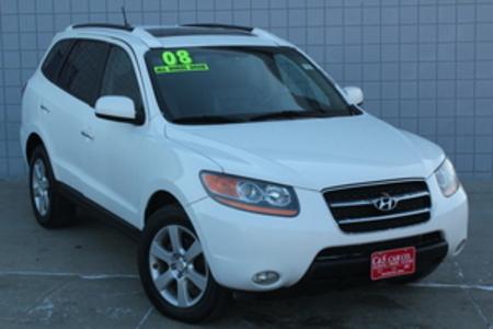 2008 Hyundai Santa Fe Limited AWD for Sale  - HY7179A1  - C & S Car Company