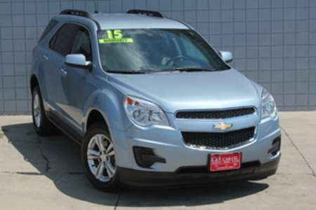 2015 Chevrolet Equinox LT for Sale  - 14654  - C & S Car Company