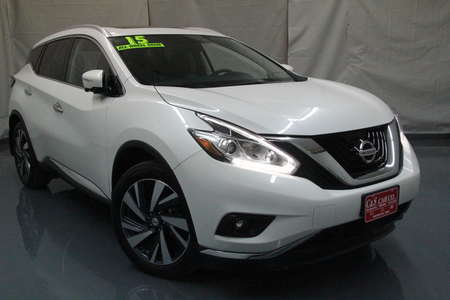 2015 Nissan Murano Platinum AWD for Sale  - MA2834A  - C & S Car Company