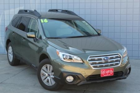 2016 Subaru Outback 2.5i Premium for Sale  - SB5411  - C & S Car Company