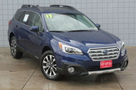 2017 Subaru Outback 2.5i Limited w/Eyesight for Sale  - SB6048  - C & S Car Company