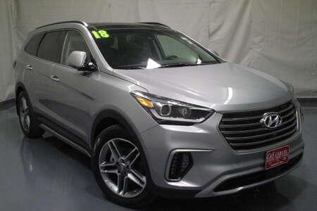 2018 Hyundai Santa Fe Limited Ultimate AWD for Sale  - HY7493  - C & S Car Company