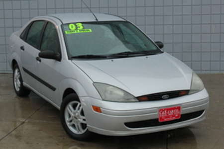 2003 Ford Focus LX for Sale  - SB5774A  - C & S Car Company