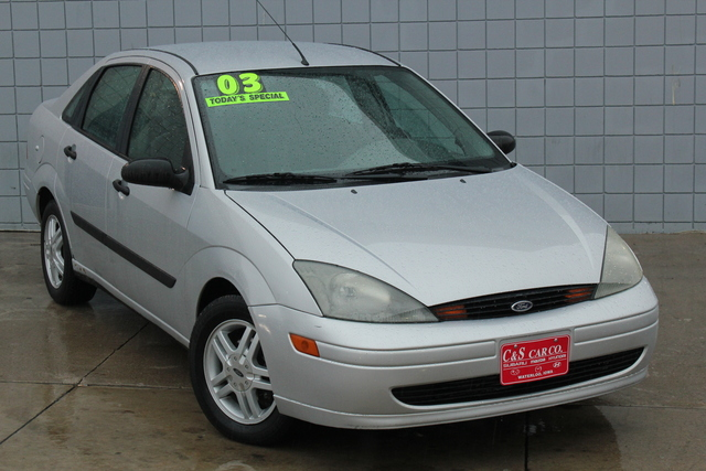 2003 Ford Focus  - C & S Car Company