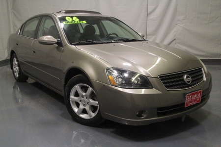 2006 Nissan Altima 3.5SL for Sale  - HY7457B  - C & S Car Company
