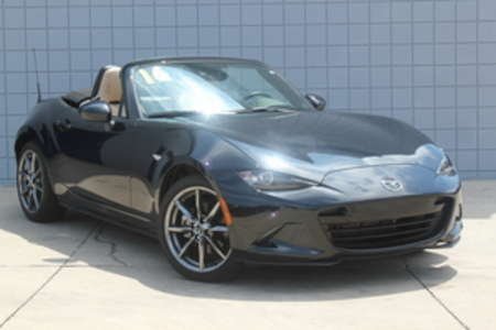 2016 Mazda MX-5 Miata Grand Touring for Sale  - MA2623  - C & S Car Company