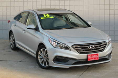2016 Hyundai Sonata Sport for Sale  - HY7195A  - C & S Car Company