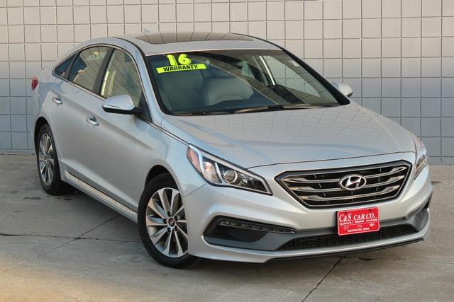 2016 Hyundai Sonata  - C & S Car Company